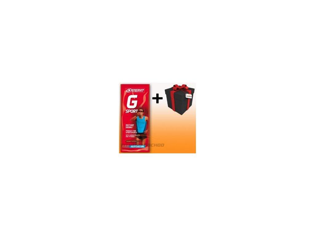 Enervit - Enervit G 15 g sáček pomeranč +  SLEVA