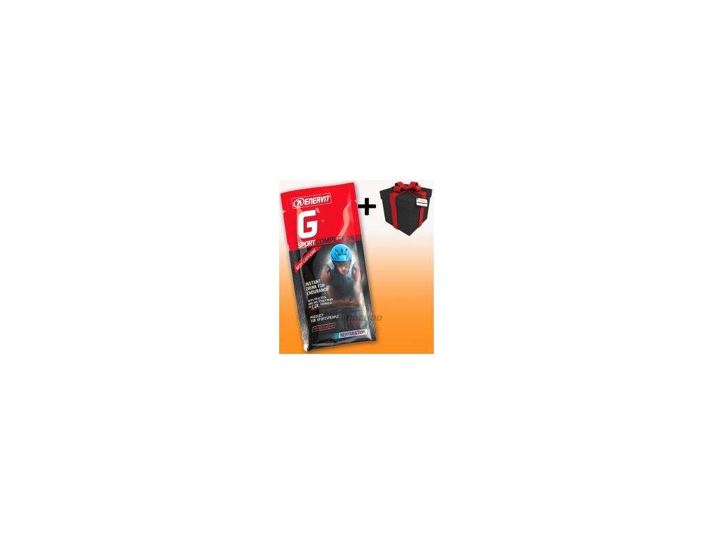 Enervit - Enervit G Sport Competition 30 g +  SLEVA