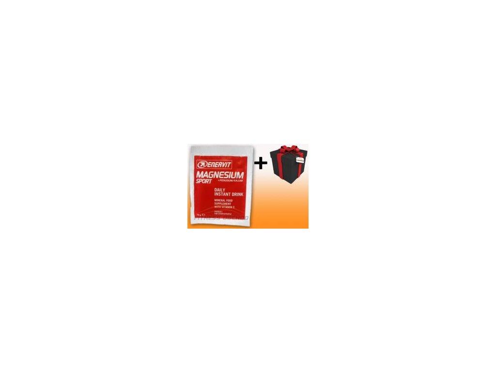 Enervit - Enervit Magnesium Sport 15 g sáček +  SLEVA