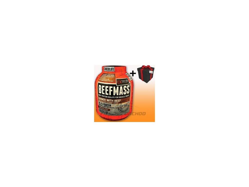 Extrifit - BeefMass 3000 g +  SLEVA