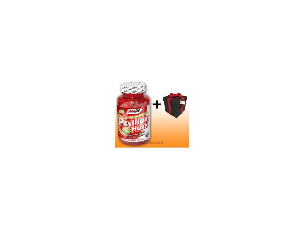 Amix Psyllium Pure 1500 mg 120 kapslí