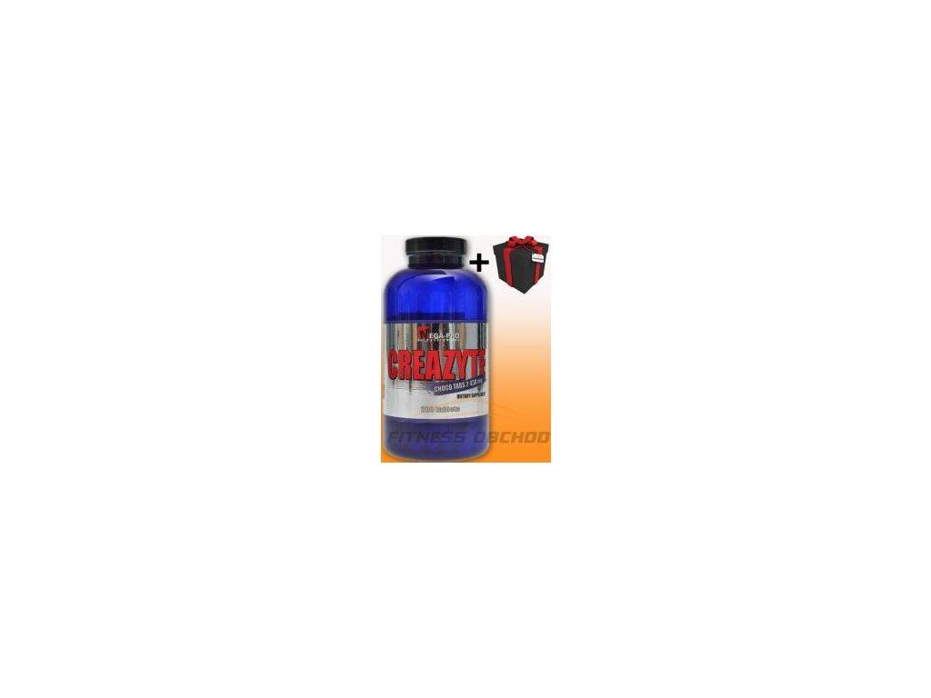 Mega-Pro Nutrition - Creazyte 200 tbl +  SLEVA