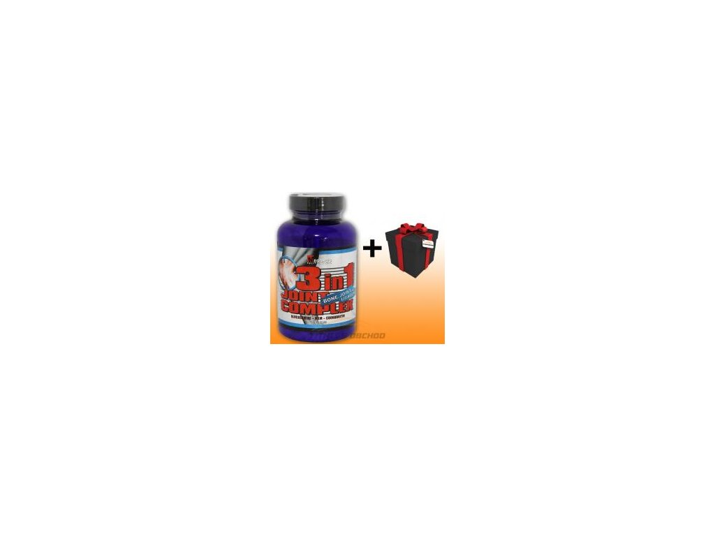 Mega-Pro Nutrition - 3 in 1 Joint Complex 120 tbl +  SLEVA