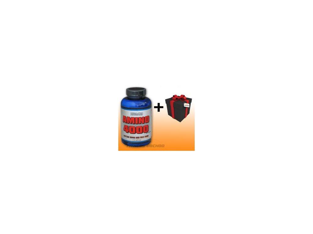 Mega-Pro Nutrition - Amino 4000 110 tbl +  SLEVA