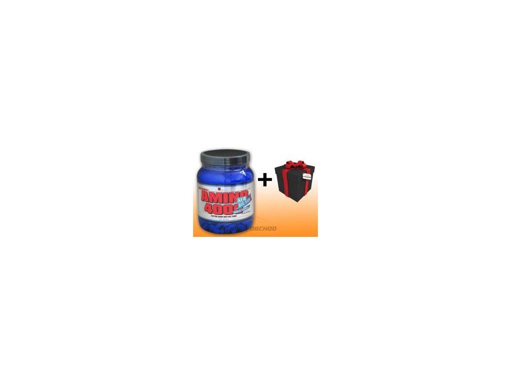 Mega-Pro Nutrition - Amino 4000 New Big Size 325 tbl +  SLEVA