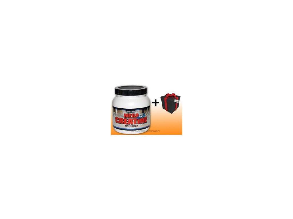 Mega-Pro Nutrition - Mega Creatine 1500mg 250 tbl +  SLEVA