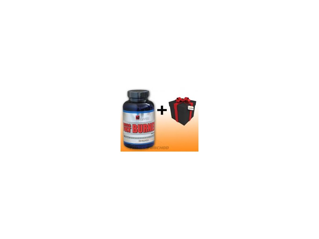 Mega-Pro Nutrition - Mega Fat Burner 120 cps +  SLEVA
