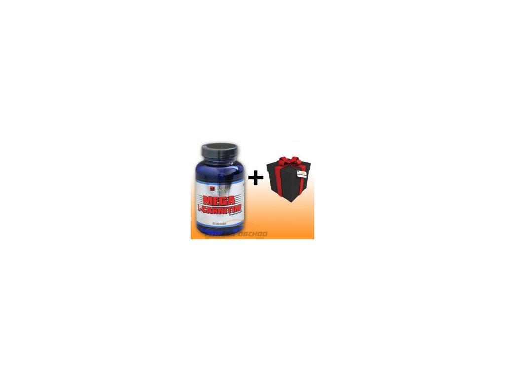 Mega-Pro Nutrition - Mega L-Carnitine 60 cps +  SLEVA