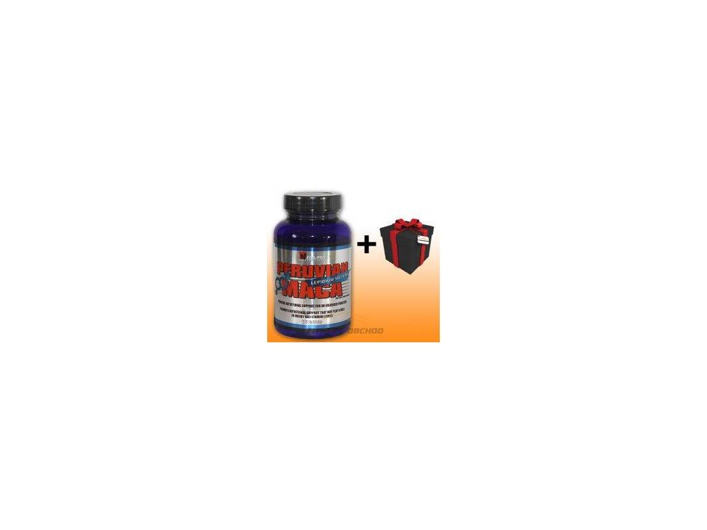 Mega-Pro Nutrition - Peruvian Maca 120 tbl +  SLEVA