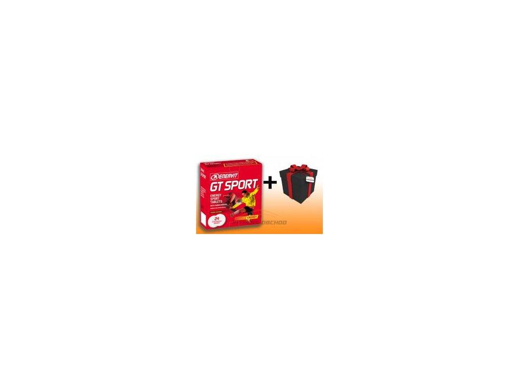 Enervit - Enervit GT 24 tablet blistr citron +  SLEVA