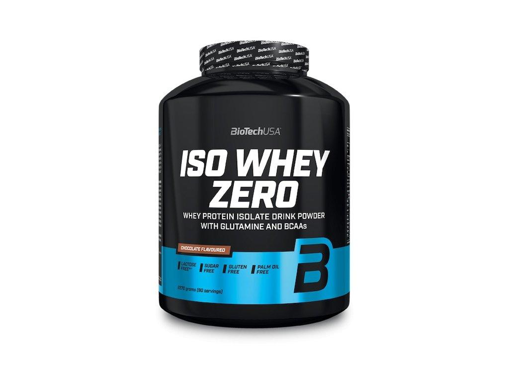 biotechusa iso whey zero 2270 g original