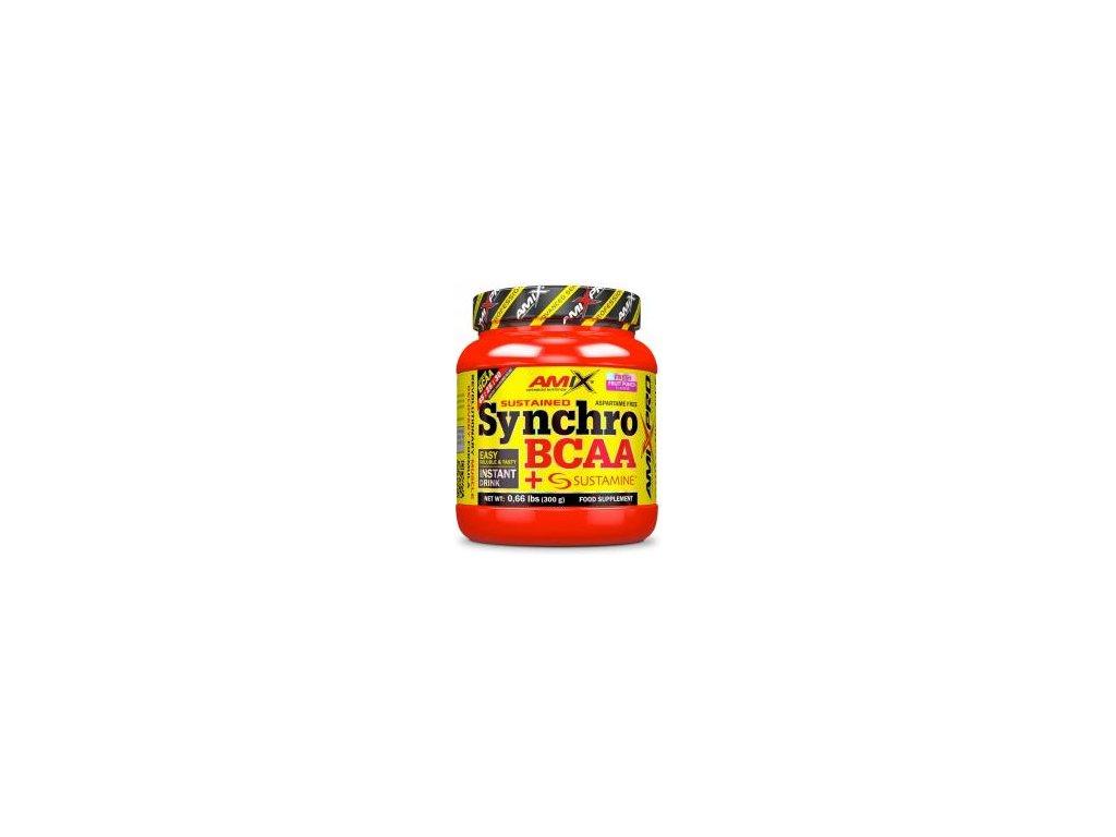 Amix Nutrition Synchro BCAA + Sustamine 300 g
