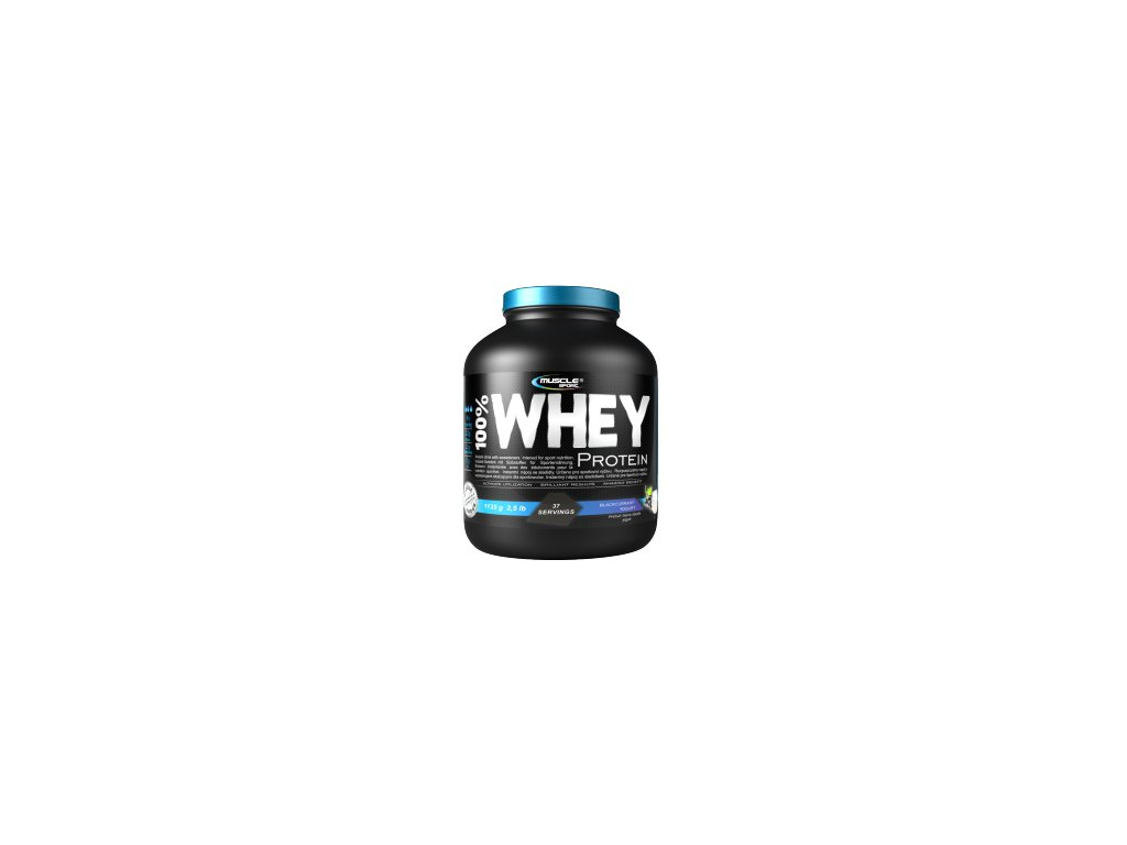 Muscle Sport 100% Whey Protein 1135 g