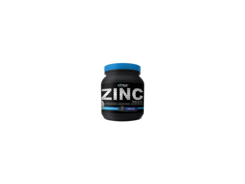 Muscle Sport Zinc 500 tbl