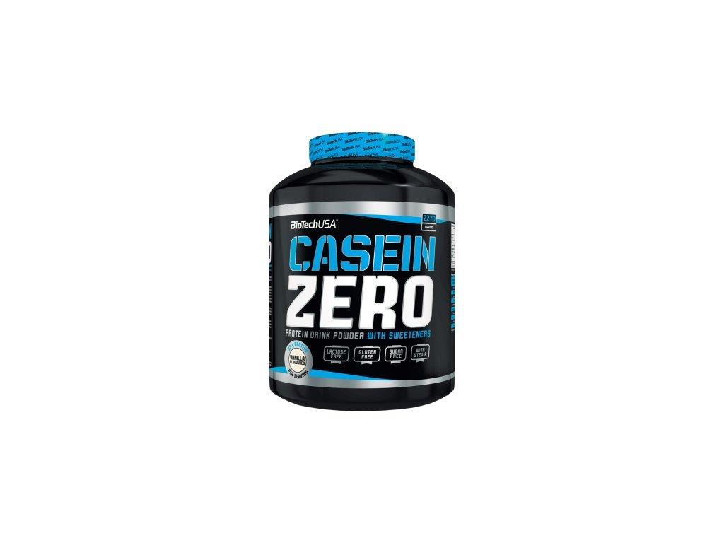 pomaly sa vstrebavajuci kazeinovy protein bez laktozy glutenu a cukru casein zero biotech usa 2270 g fbadvert