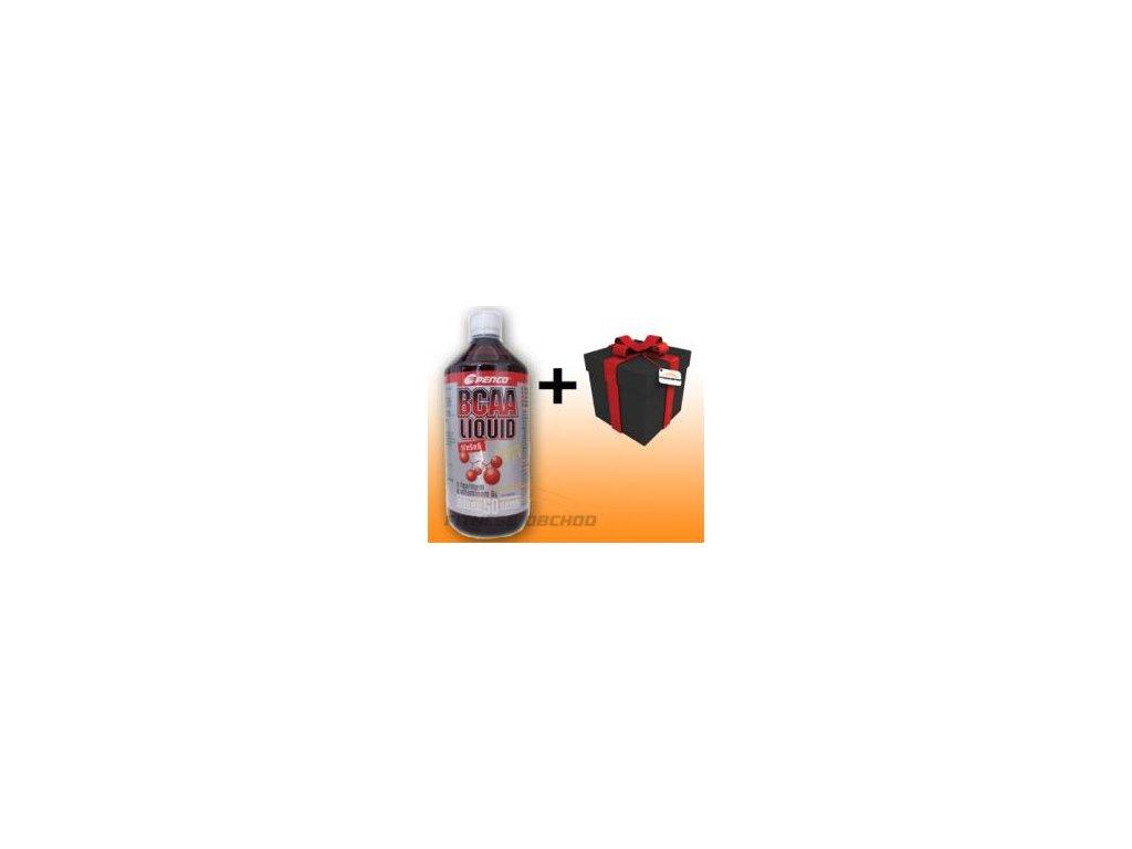Penco - BCAA liquid 1000 ml 2:1:1 +  SLEVA