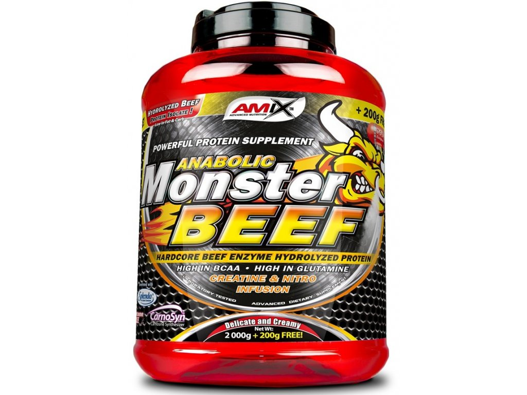 amix anabolic monster beef 90 550092776