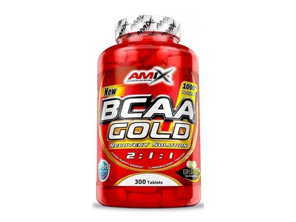 amix bcaa gold 2 1 1 300 tablet original