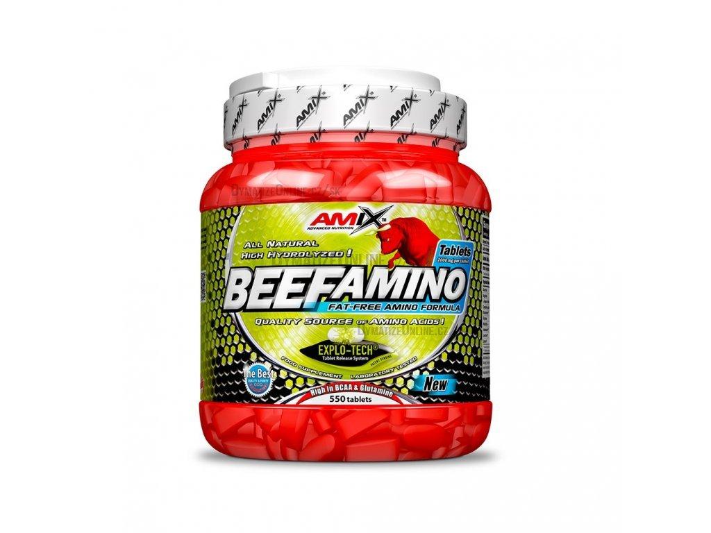61580 amix beef amino 550 tablet