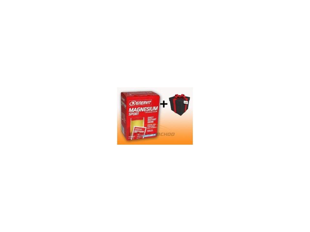 Enervit - Enervit Magnesium Sport 10 x 15 g sáčky +  SLEVA
