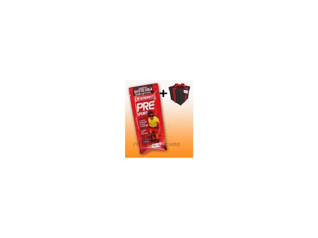 Enervit - Enervit Pre Sport Cola + Kofein 45 g +  SLEVA