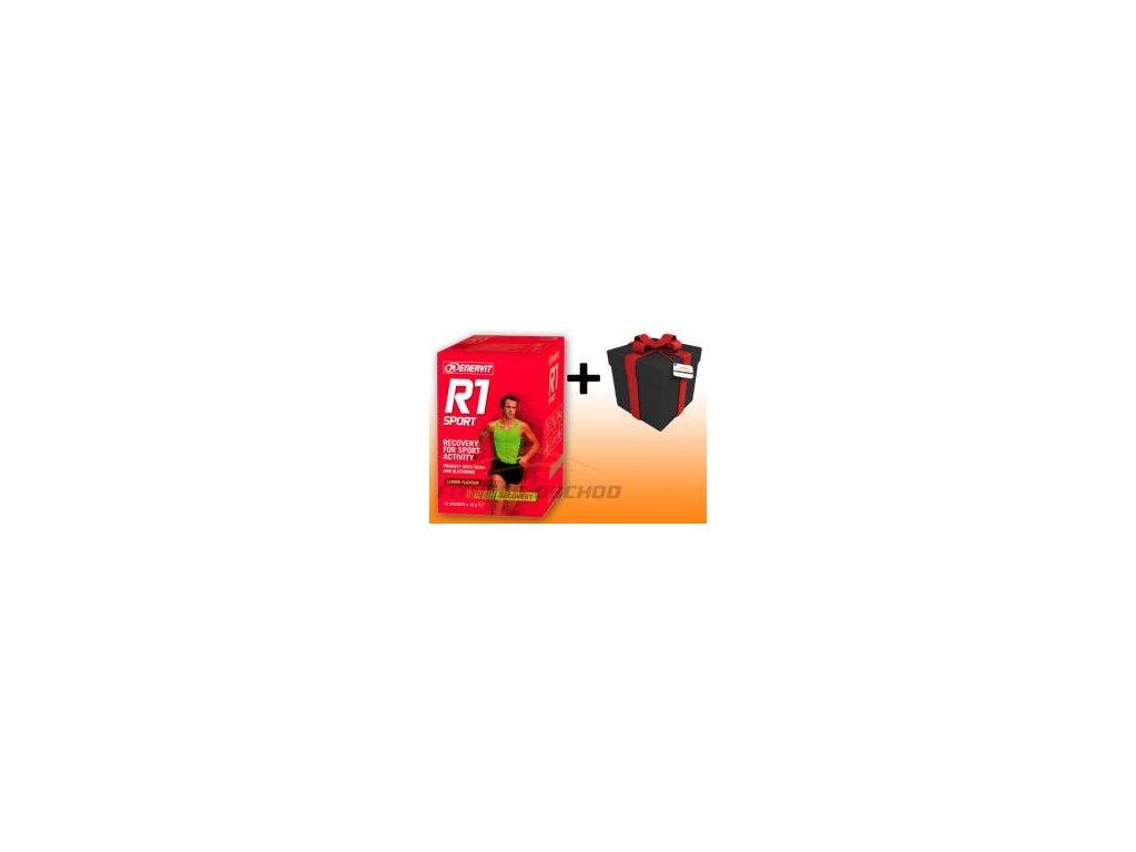 Enervit - R1 Sport 10 x 15 g sáčky citron +  SLEVA