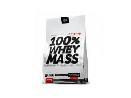 Hi Tec Nutrition BS Blade 100% Whey Mass Gainer 1500 g