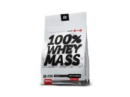 Hi Tec Nutrition BS Blade 100% Whey Mass Gainer 3000 g