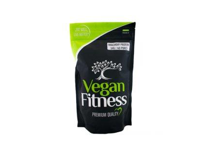 Vegan Fitness 100% RAW Hrachový protein 1kg