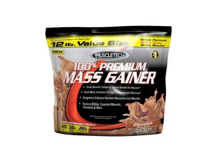 MuscleTech 100 Premium Mass Gainer 5440 g