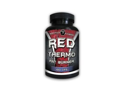 Bodyflex RED Thermo 100 kapslí