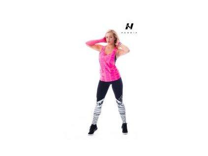Nebbia Tílko Neon 226 růžová