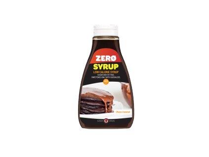 Czech Virus Zero Syrup 425ml Vanilka