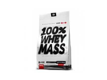 Hi Tec Nutrition BS Blade 100% Whey Mass Gainer 6000 g