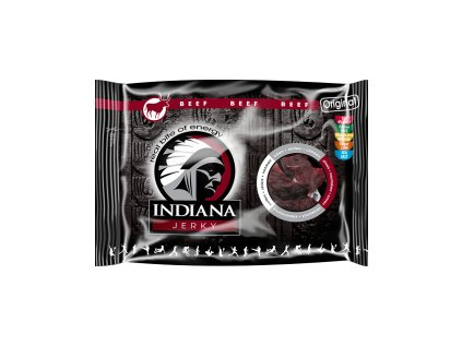 Indiana Jerky sušené maso 100g Beef original