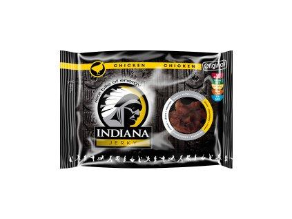 Indiana Jerky sušené maso 100g kuřecí original