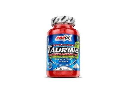 Amix Taurine 120 kapslí