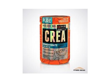 Extrifit - Crea Monohydrate 400 g +  SLEVA