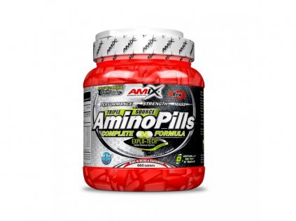 134 1 amino pills amix 660 tablet