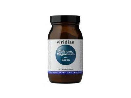 Viridian Calcium Magnesium with Boron Power 150g