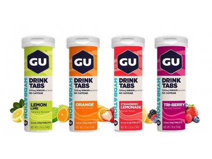 GU Hydration Drink Tabs 56g
