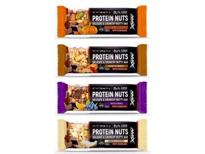 amix protein nuts 632213322