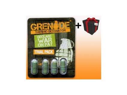 Grenade GRENADE BOX 12 x blistr 4 kapsle + SLEVA SLEVA