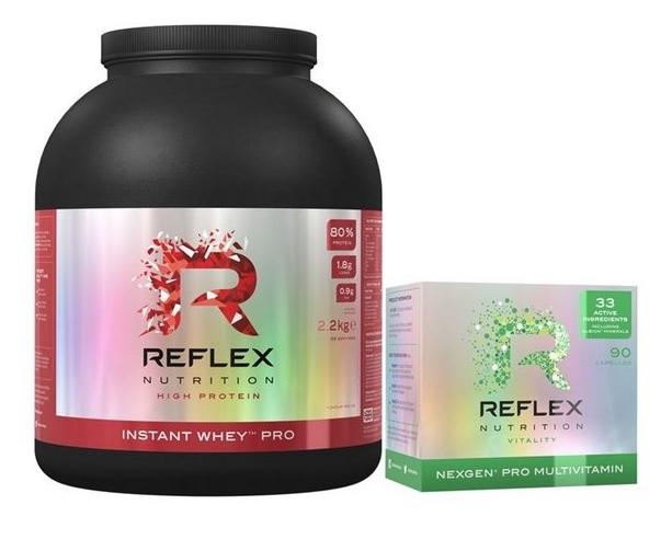Super akce s Reflex Nutrition