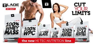 BS Blade - nová řada od Hitec Nutrition