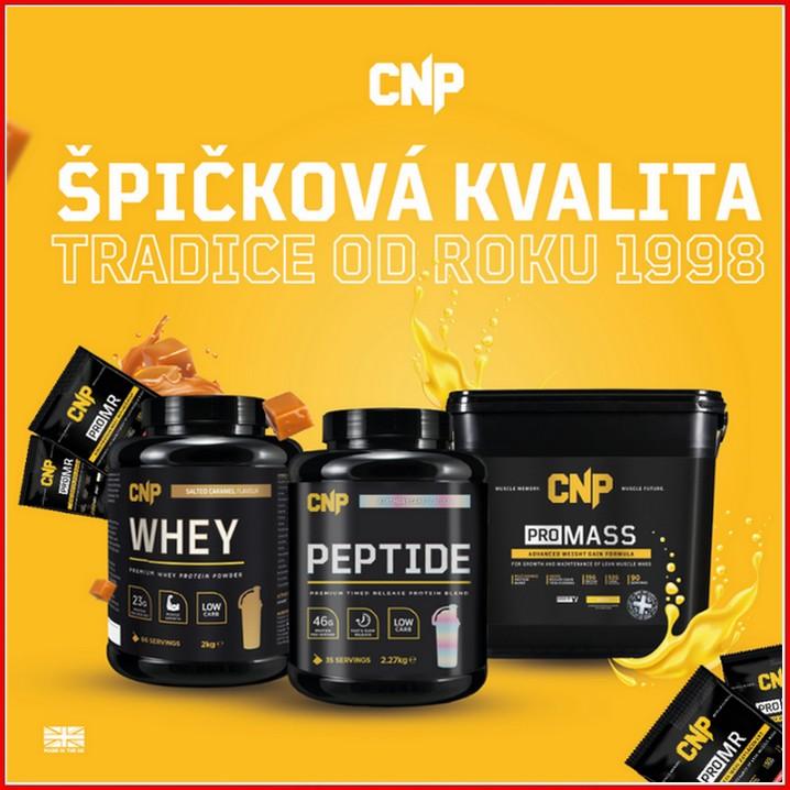 CNP - špičková sportovní výživa