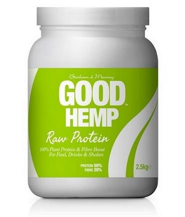 Konopné proteiny GoodHemp opět dostupné, nyní za sníženou cenu