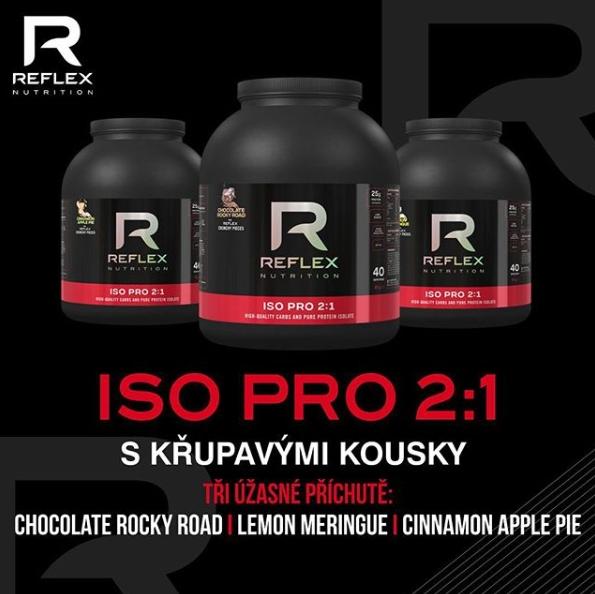 Reflex ISO PRO