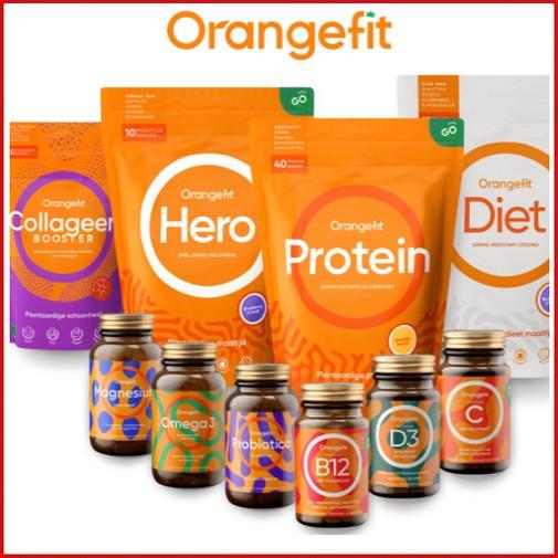 Orangefit - holandská sportovní výživa