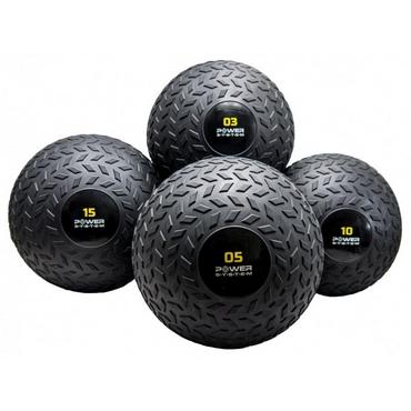Zátěžové posilovací míče